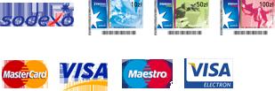 Karty płatnicze w sklepie w Szczyrku