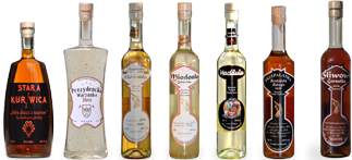 Wódki Szczyrkowskie